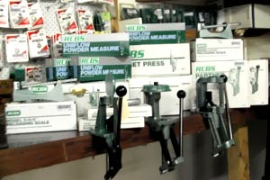 Reloading Equipment available at Owen Guns, Gympie.