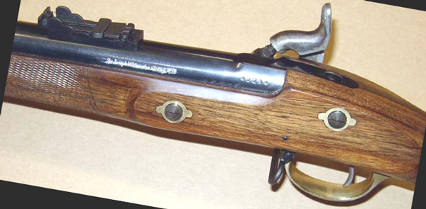 A modern version of the Whitworth Rifle.