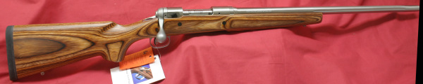 Savage M12VFPL in .243 win Great long range rifle if you can carry it there.