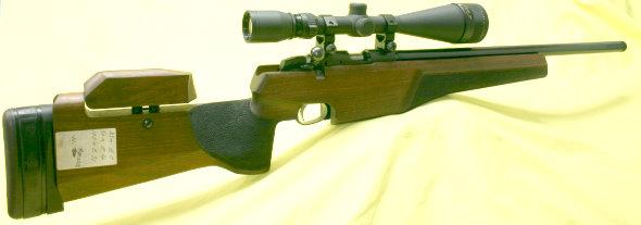 sako.22 target rifletiny