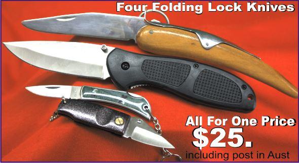 FourKnife TINYs