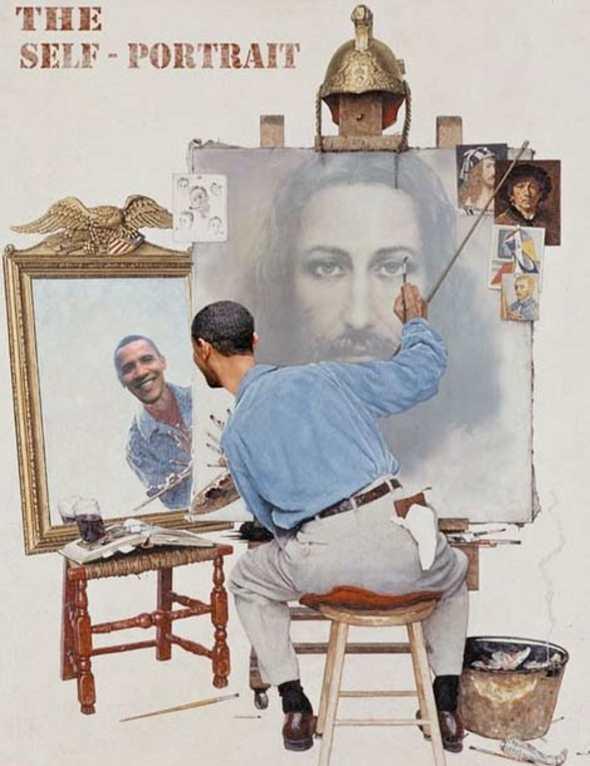 ObamaB&W