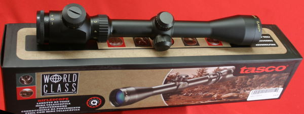 3-9x 40 IlluminatedTasco