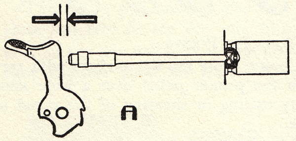Firing mechanism 1911A1-0A1