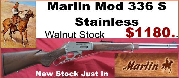 Marlin TINY 336Stainless