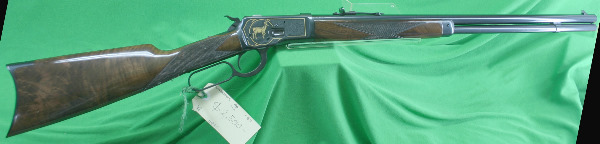 Rifles with technology from a 150 years ago are to be banned like this Model 1892 Winchester comemerative