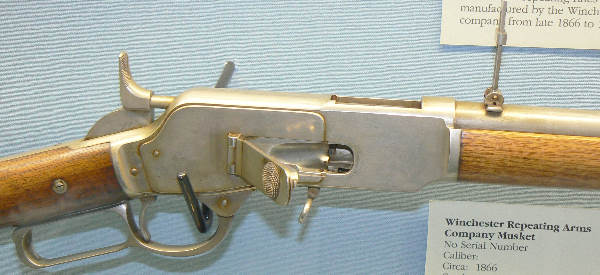 Guns Like this 1866 Rifle Banned
