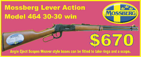 MossbergTINY Leaver Action