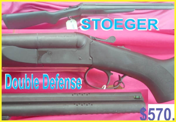 Tiny Stoeger Double Defence