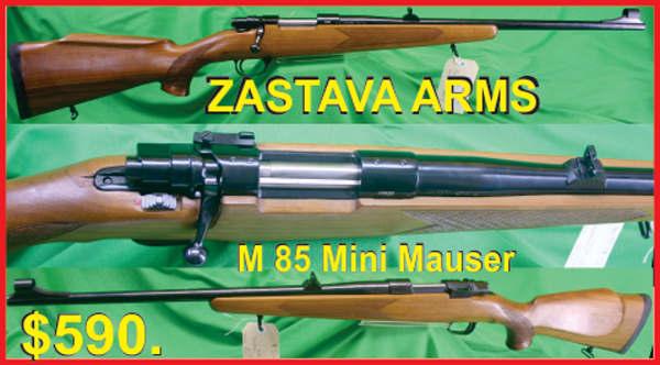 tiny Zastave M85