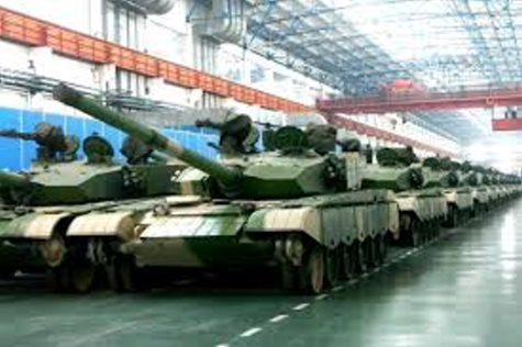 Indonesia has 540 of the Pindar Battle tank and the ability to make more, we have 18 US Abram tanks. What happens when they breakdown?