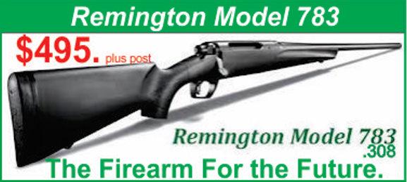 Remington 783 tiny