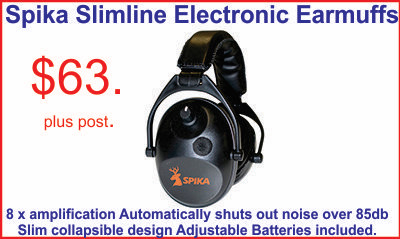 Spika Ectronic Ear muffs Tiny