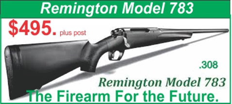 Remington 783 Small