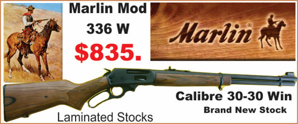 Marlin 336 W Laminated Tiny