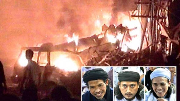 Bali Bombers, looking pleased with their Crimes. Your leaders are allowing that hate to thrive in Australia.