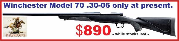 Winchester Model 70 Tiny