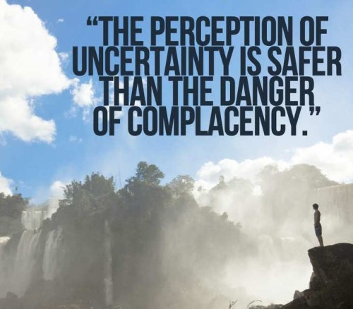 Complacency2