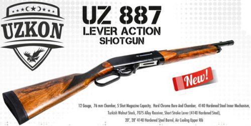 Uzkon-Lever-Action-887-2