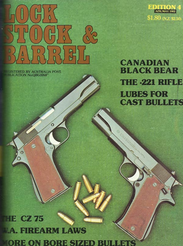 Lock, Stock and Barrel - Edition 4