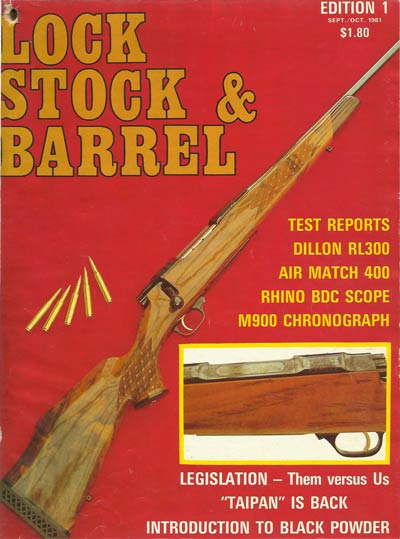 Lock Stock and Barrel - Edition 1