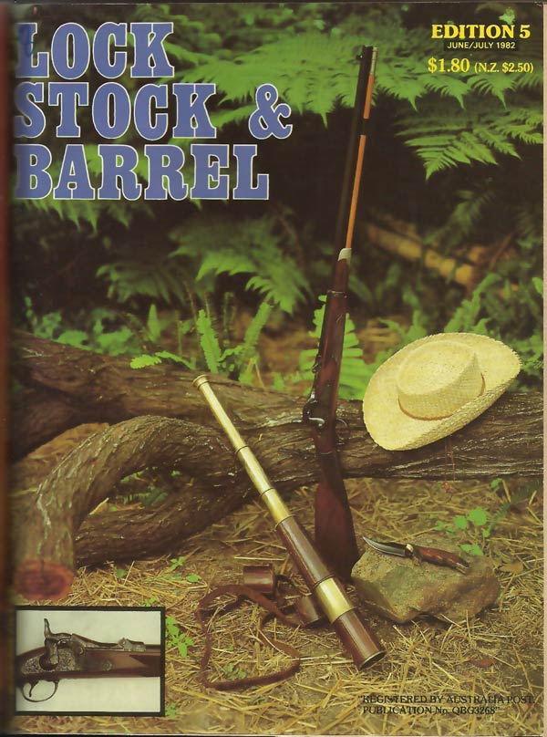 Lock, Stock and Barrel - Edition 5