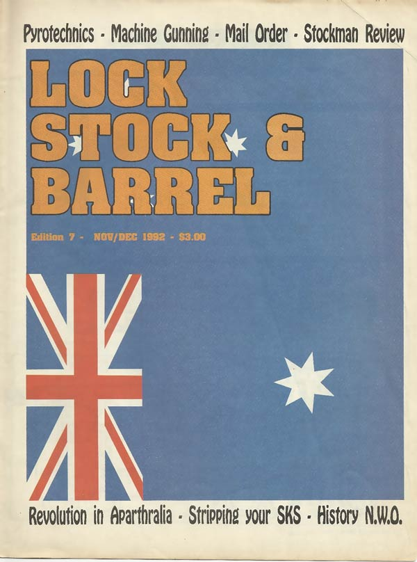 Lock, Stock and Barrel - Edition 7
