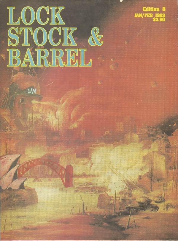 Lock, Stock and Barrel - Edition 8