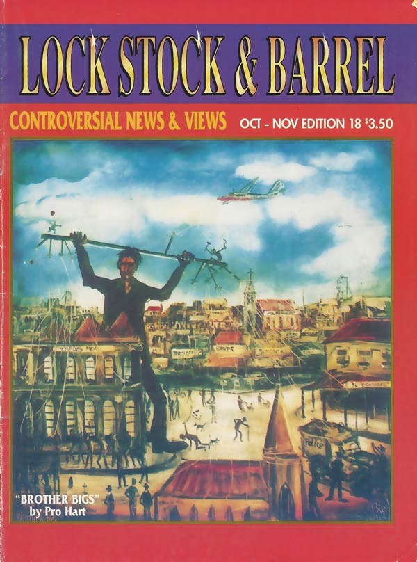 Lock, Stock and Barrel - Edition 18