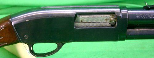 bentley model 30 pump action 12 gauge 8 shot 500 00