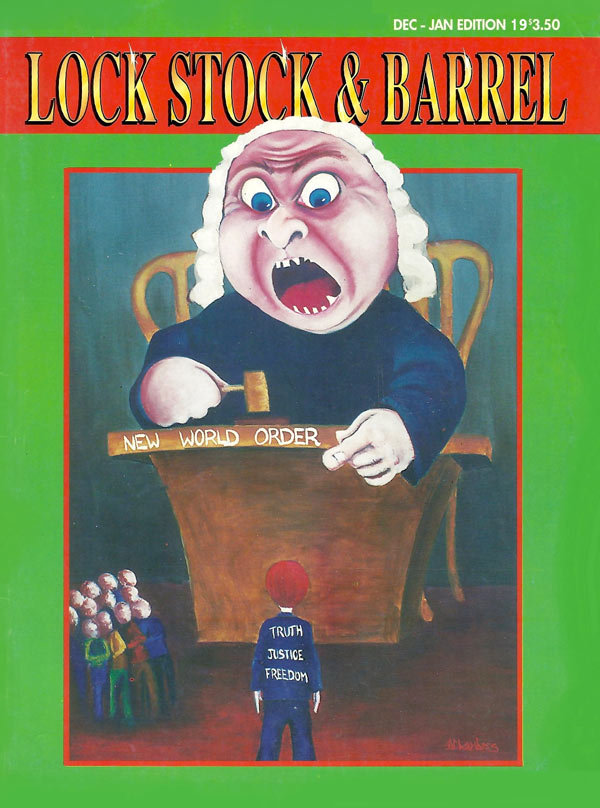 Lock, Stock and Barrel - Edition 18