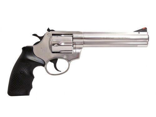 Alfa Model 361 9 Shot 6In Chrome Plated  22Lr Revolver $ 660 00