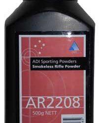 ADI AR2208 Reloading powder 500 Grams $ 55.00