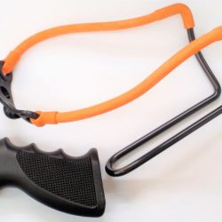 RPM Innovations Pro Liquett Launcher sling shot for use with Normal shot and Liquid pellets $ 38.75