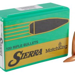 Sierra .264 - 6.5mm 150gr Boat Tail Hollow Point Match king projectiles Box of 100 $ 105.25