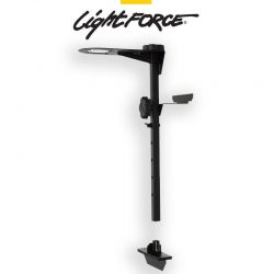 Light force enforcer spotlight wall mounting bracket $ 53.90