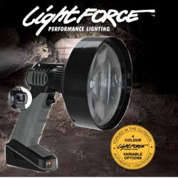 Light Force hand held 140 4 colour LED rechargeable $ 330.00