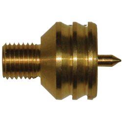 Tetra 12Ga brass spear tip jag 5 15-27 $ 15.00