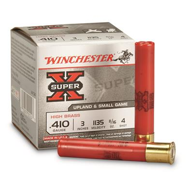 Winchester 410Ga 3 Inch No.4 shot Pack of 25 $ 26.40