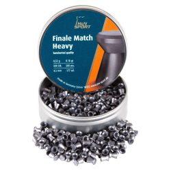 H&N 177 8.18Gr Flat Nose Finale Match Air pellet Tin of 500 $ 26.40