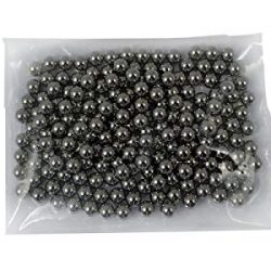 Boom metal ammo 9.5mm Ball bearings slingshot ammo tray of 75 $ 10.45