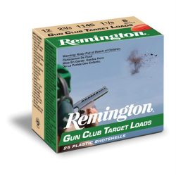 Remington 12Ga no 6 Shot size 34 gram Box of 25 $ 19.30