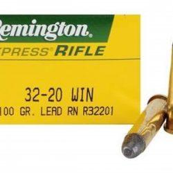 Remington 32-20 100gr Lead Round Nose Box of 50 $ 120.55