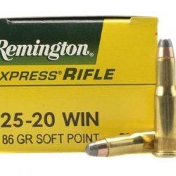 Remington 25-20 86gr Soft flat point Box of 50 $ 156.70