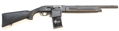 SHS STP12 Bolt action tube mag 5 shot 12ga 20in Blue barrel synthetic stock with 5 chokes $ 850.00