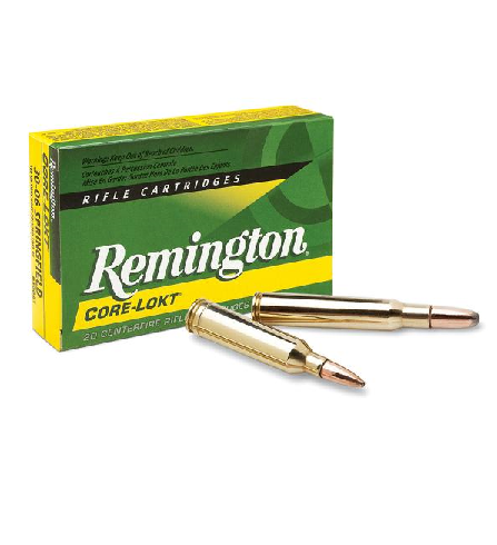 Remington 25-06 Rem 120 gr PSP Pack of 20 $ 42.35