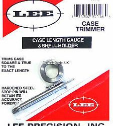 Lee 22-250 Rem case length gauge and Shell holder $ 14.85