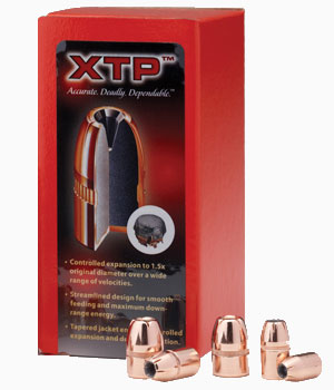 Hornady .355-9mm 147gr XTP HP Projectile Box of 100 $ 42.35