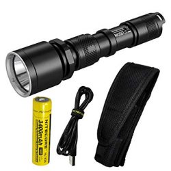 Nitecore  MH25GT 1000 Lumen non focusing rechargeable torch with battery and charger included $ 130.00