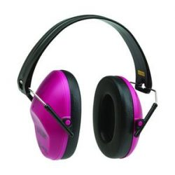 Allen Axion Orchid-Pink 25db electronic stereo Ear muffs $ 91.50